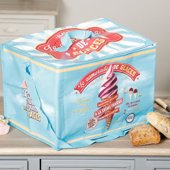 Ice Cream Parlour French Family Cool Bag