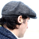 Personalised Baker Boy/Flat Cap