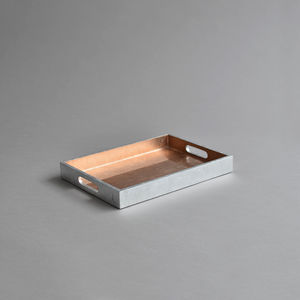 Small Lacquered Drinks Tray - kitchen