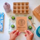 Grow Your Own All In One Seed Selection Kit
