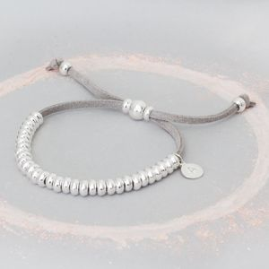 Silana Silver Personalised Bracelet - jewellery sale