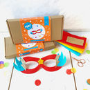 Superhero Mask Making Craft Kit