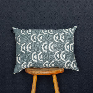 Larcher Cushion - patterned cushions