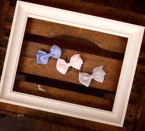 Toddler Hair Bow - bridesmaid accessories