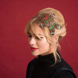 Gingerbread Man Headband