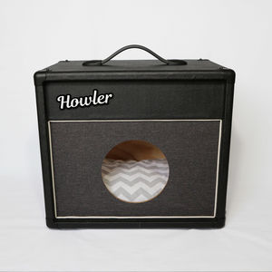 Howler Cat Bed Amp Chevron Gray - cats