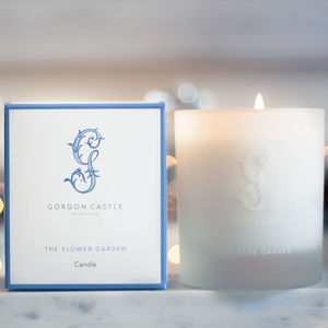 Flower Garden Candle - candles & home fragrance