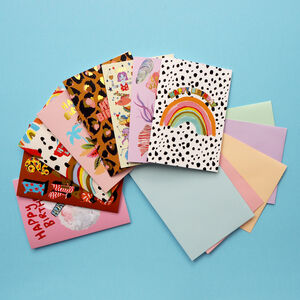 Birthday Card Bundle Eight Cards