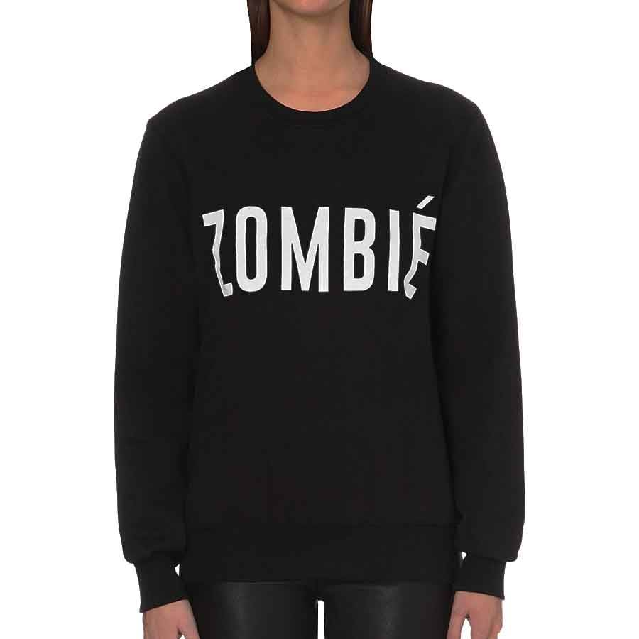 Zombie New Mum Mother Sweatshirt