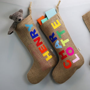 Kids' Stocking - stockings & sacks