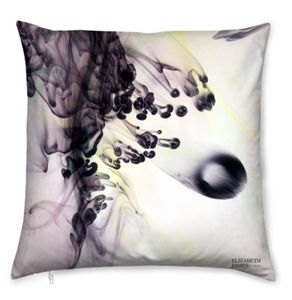 Ethereal One Silk Cushion - bedroom