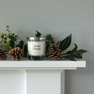 Glad Tidings Christmas Luxury Candle