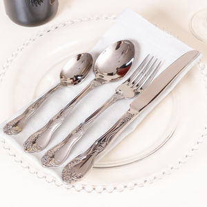 24 Piece Classical Cutlery Set