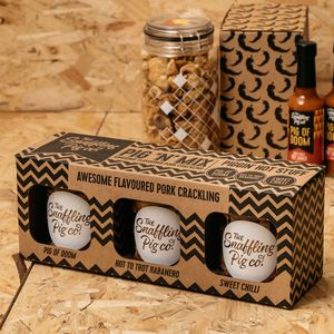 Pig 'N' Mix: Small Jar Bundle - gifts for fathers