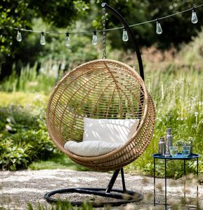 Bamboo Hanging Nest Chair
