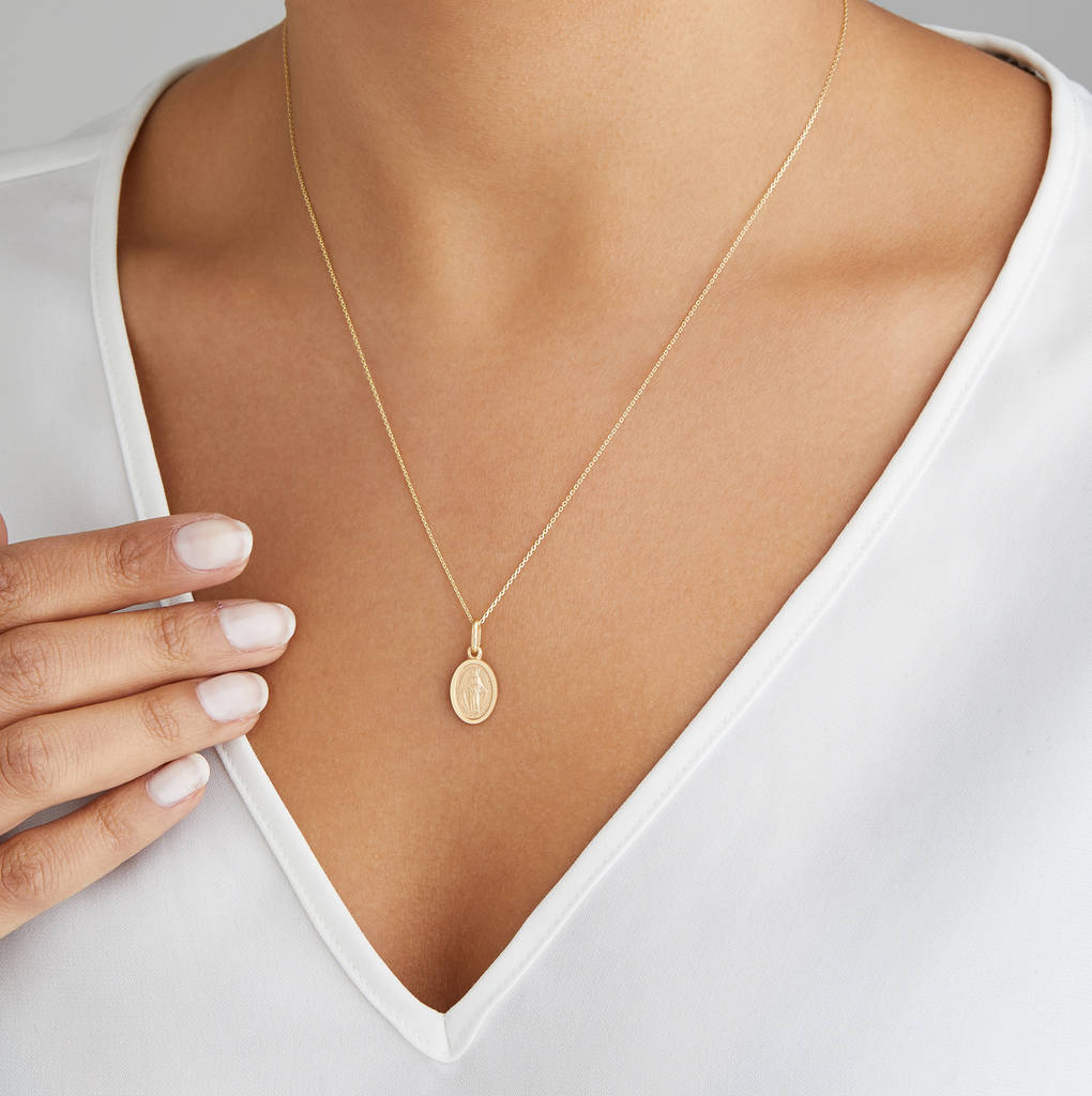 eternity on necklace pendant small chain ring belcher jewellery lightbox circle sveaas shop gold thin tilly