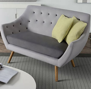 Retro Colour Pop Two Tone Sofa