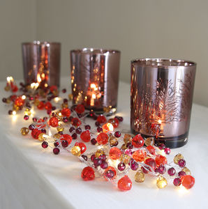 Battery Operated Led Fairy Lights By Little Red Heart