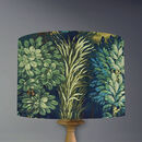 Forbidden Forest Lampshade In Sapphire