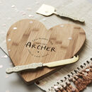Wedding Personalised Chopping/Cheese Board