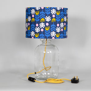 Hannah Demijohn Lamp - table lamps