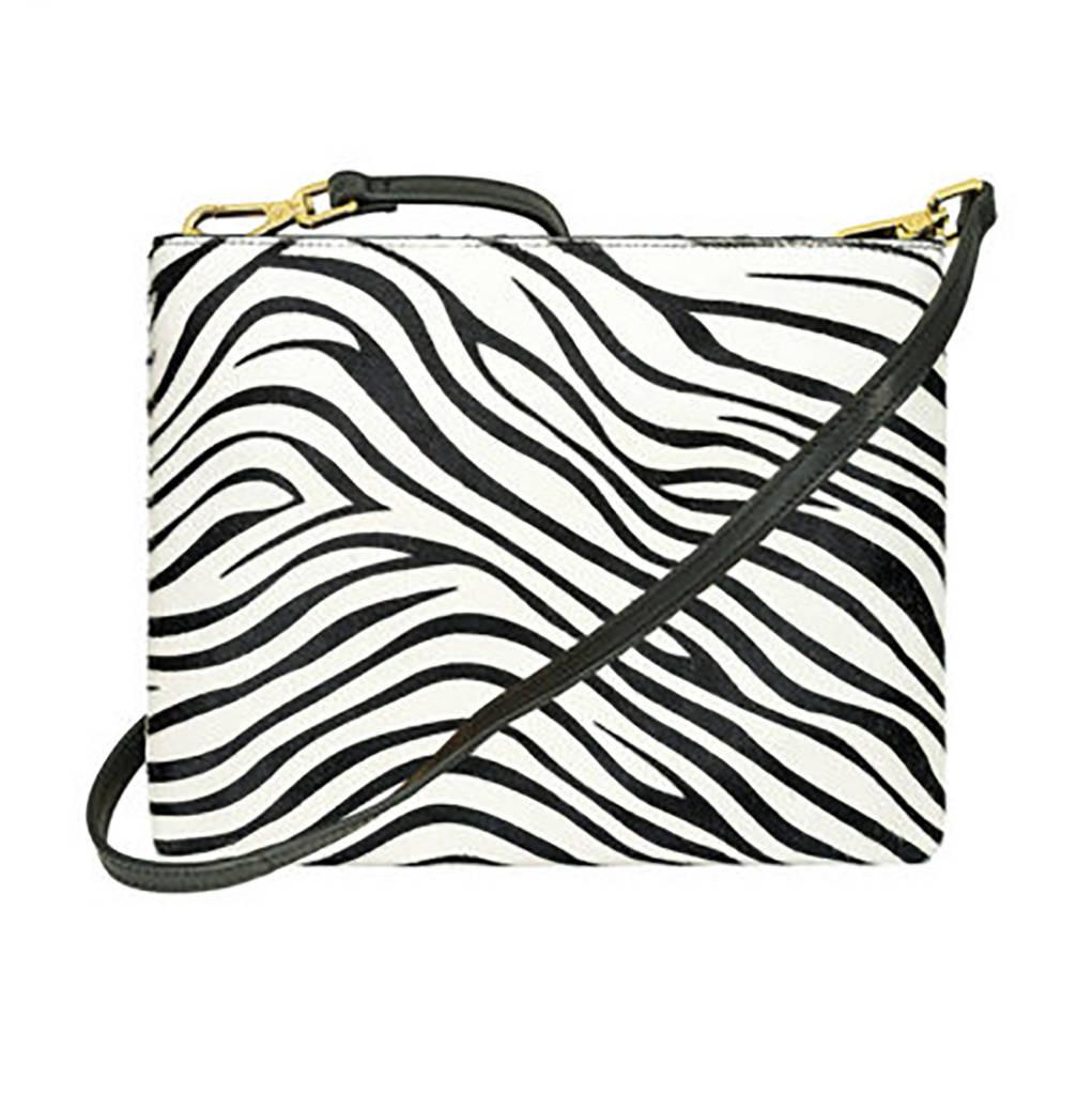 Zebra Print Hero Bag