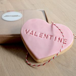 Valentine Cookie Gram