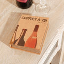 Coffret A Vin French Wine Tools Gift Set
