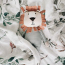 Carson The Lion From Birth Soft Toy