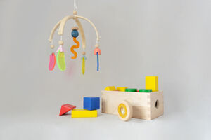 Gift For New Mums: Baby First Toy Set