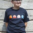 Child's Arcade Ghosts T Shirt