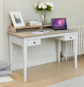 Ridley Grey Desk / Dressing Table - furniture