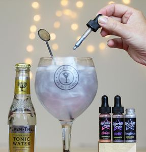 Sparkle Drops To Make Your Gin And Tonic Shimmer - our favourite gin gifts