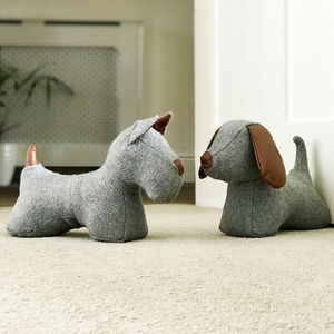 Doggy Door Stop - door stops & draught excluders