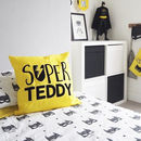 Personalised Super Hero Cushion