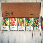 Personalised Letterbox Sweets Gift Box - what's new