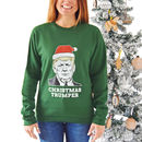 Donald Trump Unisex Christmas Jumper