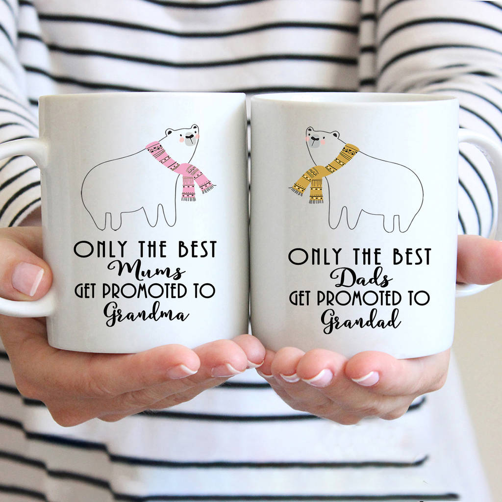Personalised New Grandad Or Grandma Mug Grandparents By The Best Of Me Designs Notonthehighstreet Com
