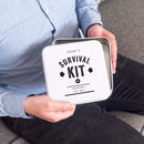 Personalised Survival Kit Tin