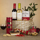 Merry Christmas Basket Gift Hamper