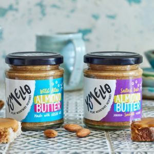 Yumello Almond Butter Bundle Two Pack