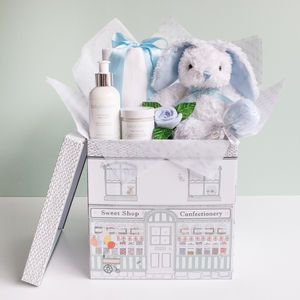 Baby Boy Baby Shower Gift Hamper - gift sets