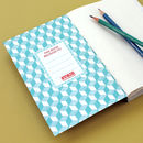 Personalised Campervan Travel Journal