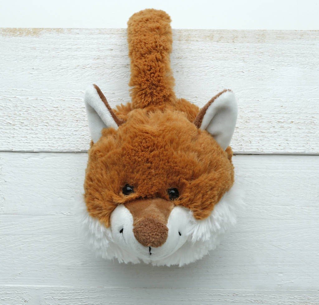 Fox Ear Muffs