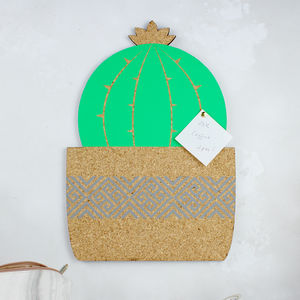 Cactus Memo Board - noticeboards