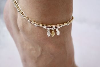 Ankle Bracelet Set