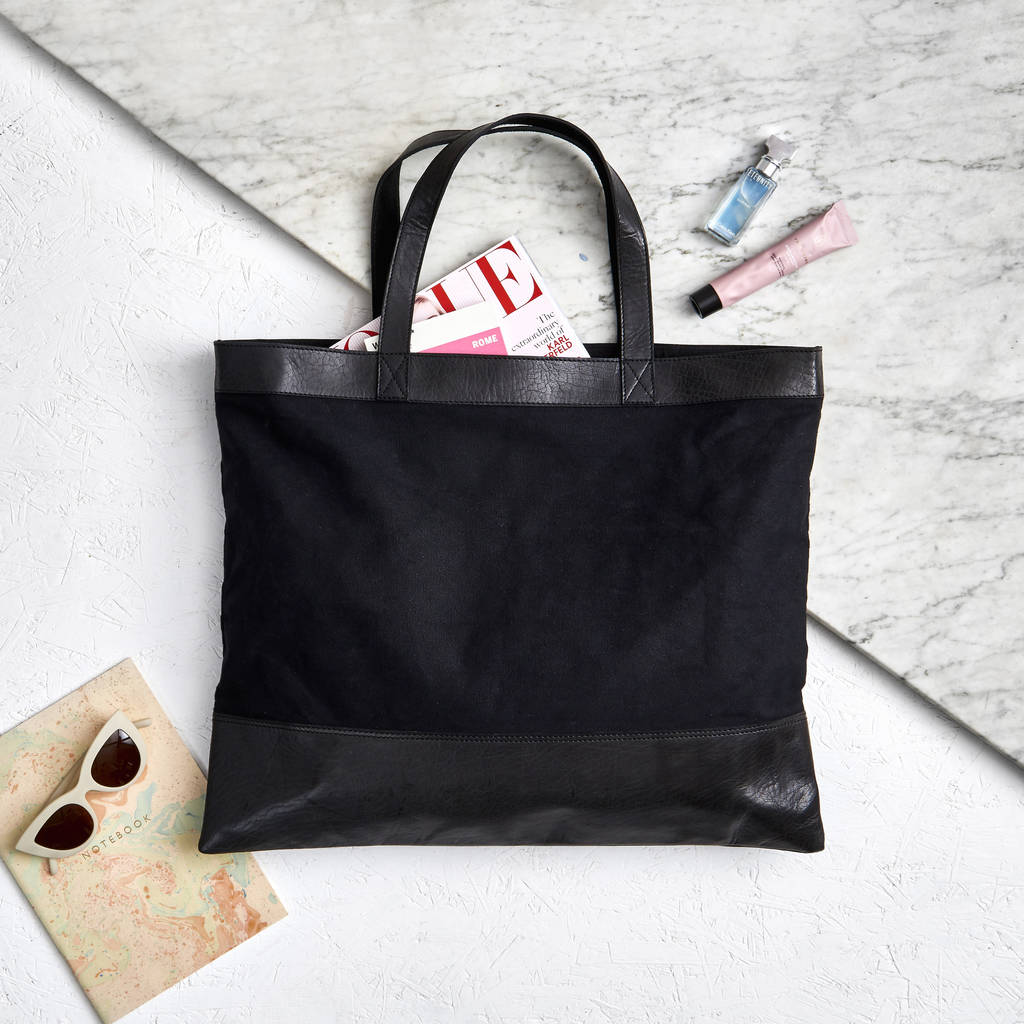 VIDA Statement Bag - Blind abstract art by VIDA 4AAWwV