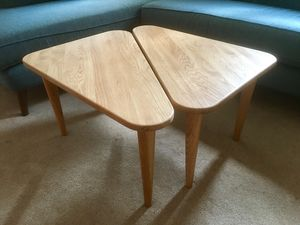 Breathe Oak Table - coffee tables