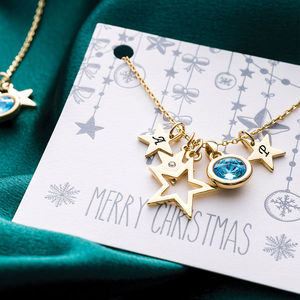Design Your Own Star Necklace - gifts for her