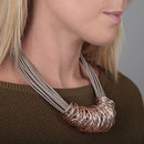 Magnetic Spar Necklace